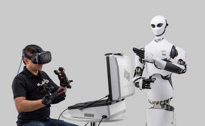 Telexistence-robot