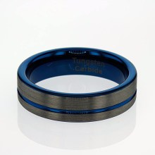 Affordable Tungsten Wedding Band