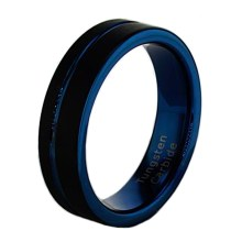 Men's Wedding Band Tungsten Carbide