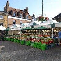 Hertford Market and Farmer's Market