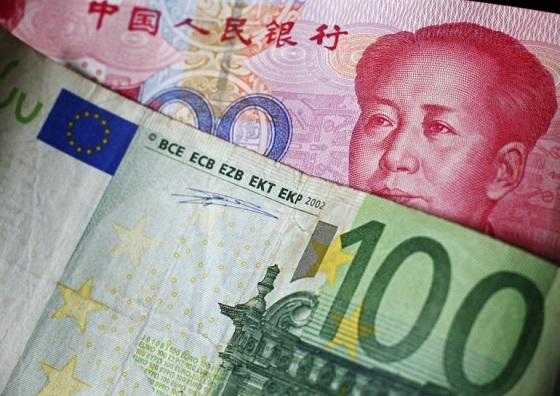 Valutaswap tussen ECB en Chinese centrale bank