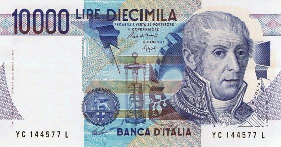 lira-bankbiljetten