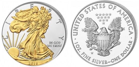 verguld-silver-eagle-banner