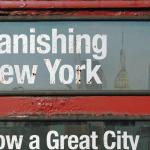 Mini review: Vanishing New York, by Jeremiah Moss