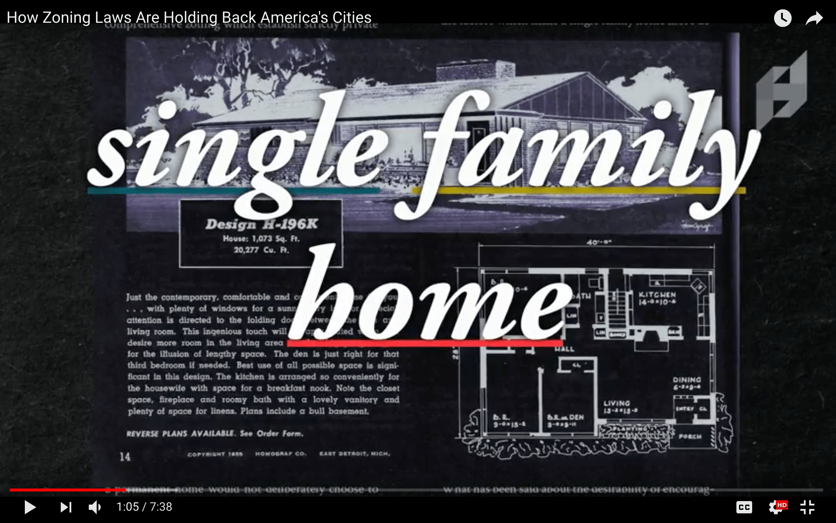 New Video: How Zoning Laws Are Holding Back America's Cities