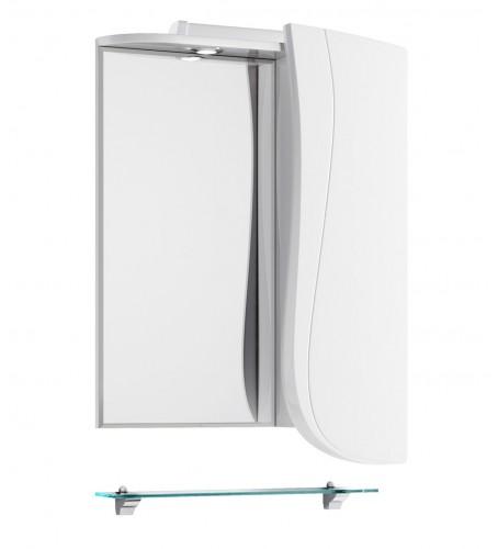 Зеркальный шкаф Лаура 65 - купить в СПб