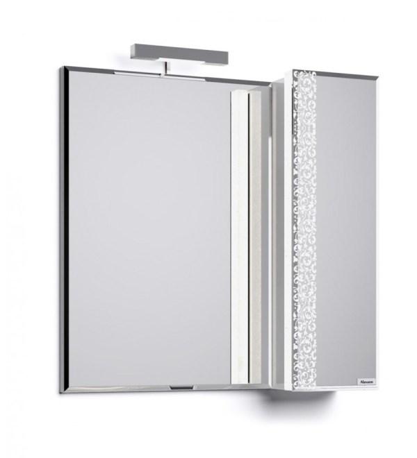 Зеркальный шкаф Delveto 70 - купить в СПб