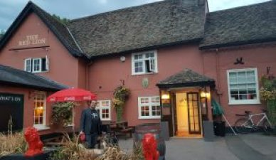 Cherry Hinton Red Lion pub