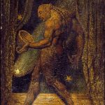 William Blake's 'The ghost of a flea'
