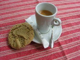 Skrädmjölsdrömmar - schwedische Kekse zum Espresso