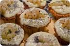 Zitrone-Mohn Cupcakes