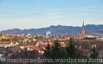 Müllheim mit evangelischer Kirche