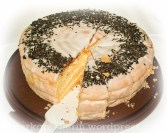 Oma Anna Marias Buttercreme-Biskuit Torte