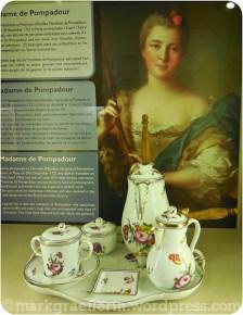 Das Kakao-Geschirr von Madame Pompadour