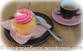 "Cupcake ""Grace Kelly"""