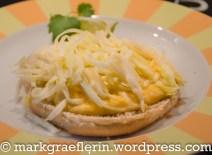 Thunfischburger mit Mangosauce 3
