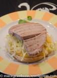 Thunfischburger mit Mangosauce 4