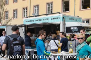 Frachtgut: Streetfood & Co - Pastrami, Potatoes, Lemonades