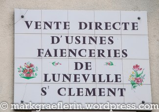 Luneville Faienceries 1