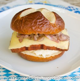 Leberkas Burger 7