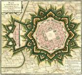 Plan von Neuf Brisach, Quelle: Wikipedia