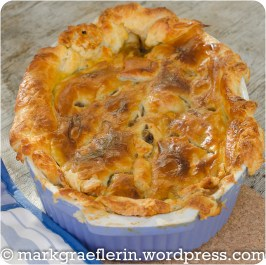 Steak and Guinness Pie 1