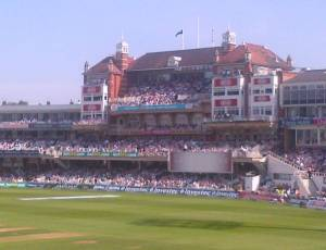 The Oval  hosting The Fifth Ashes match of 2013