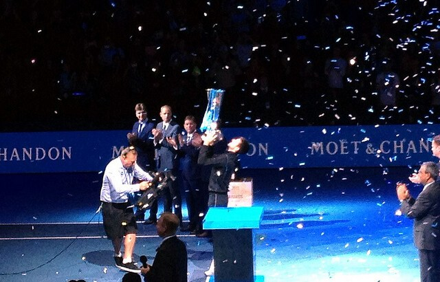 The 2013 ATP Tennis Finals