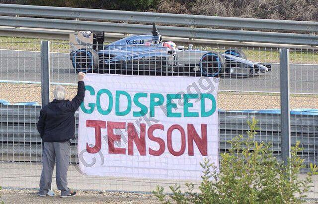 Godspeed, Jenson