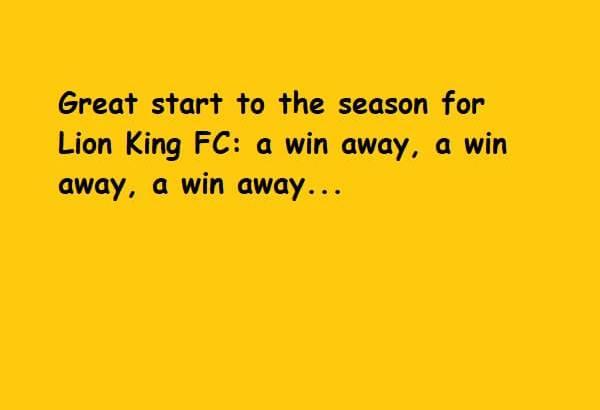 Lion King FC