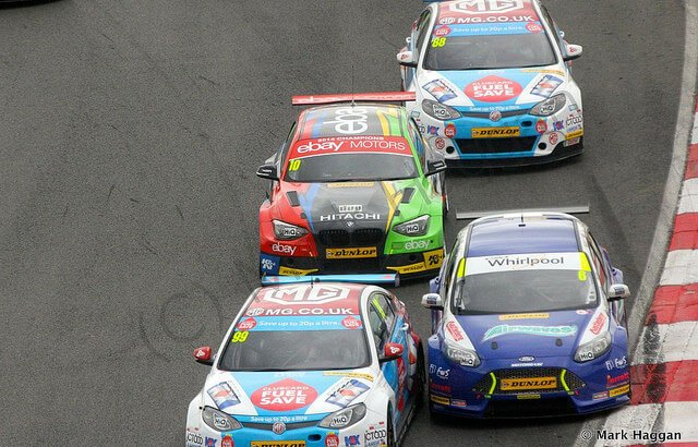 2014 BTCC Championship at Brands Hatch