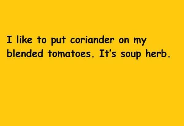 soup herb