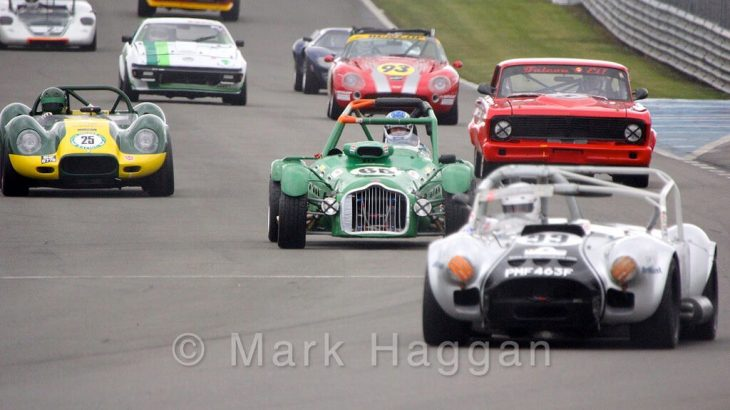 750 Motor Club at Donington Park