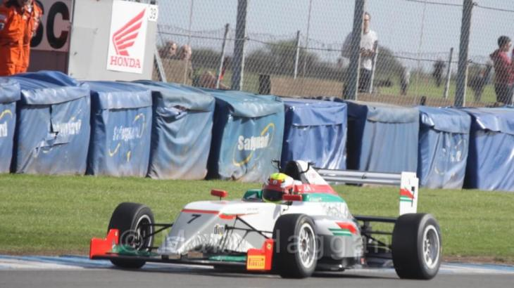 British Formula Three 2016