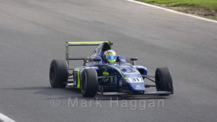 British F4 at Brands Hatch 2016