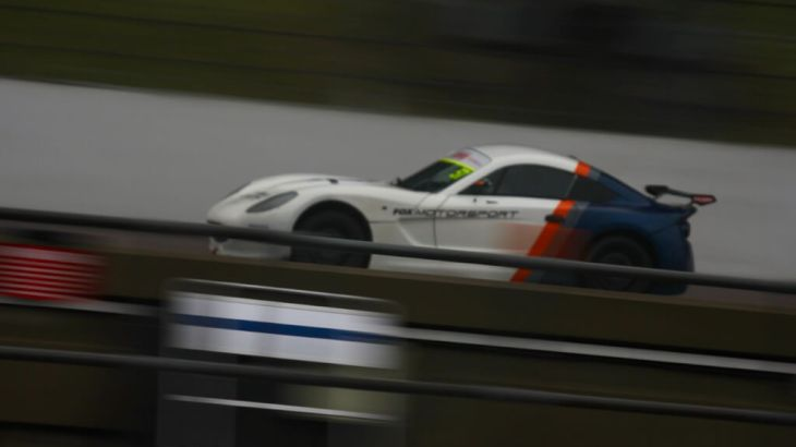 Ginetta Junior Winter Testing 2017