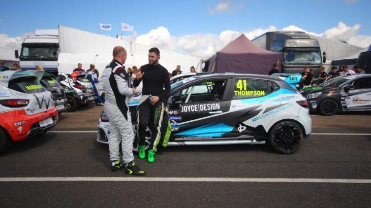 Clio Cup Snetterton 2017