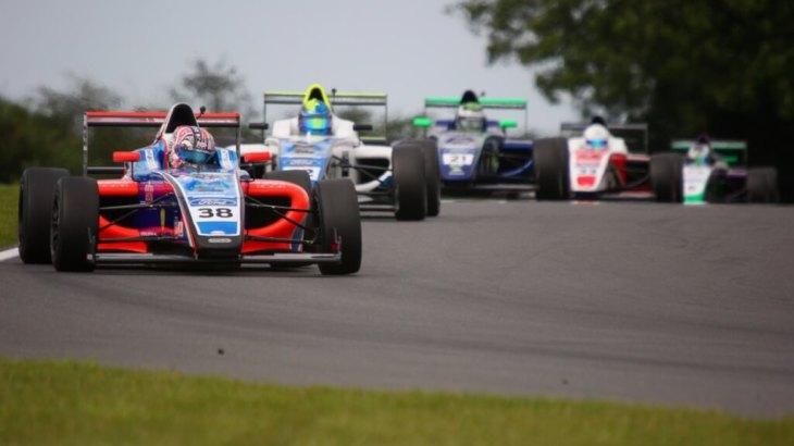 British F4 Snetterton 2017