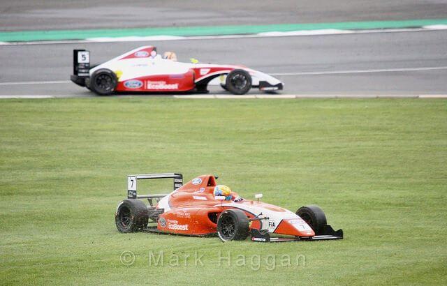 British F4 Silverstone 2017