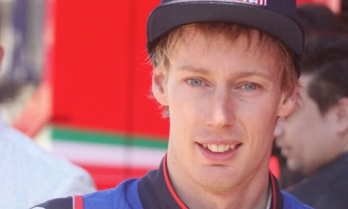 Brendon Hartley in Formula One Winter Testing 2018