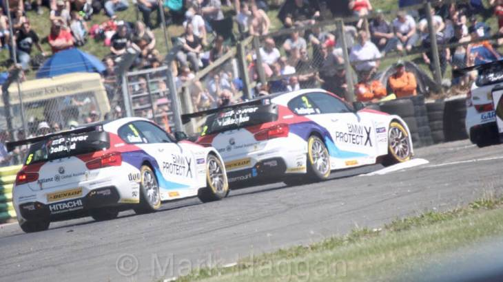 BTCC at Croft 2018