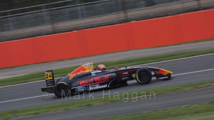 British F4 Silverstone 2018