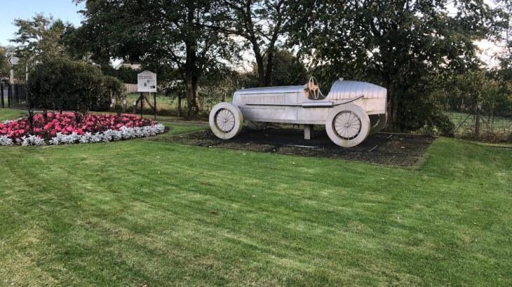 The Ulster TT Memorial