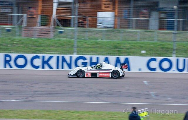 Rockingham Super Send Off