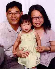 Pastor Boris and Family