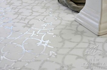 Mosiac Floor Tiles