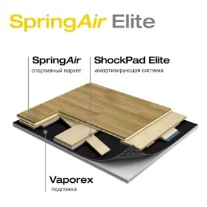 SpringAir Elite