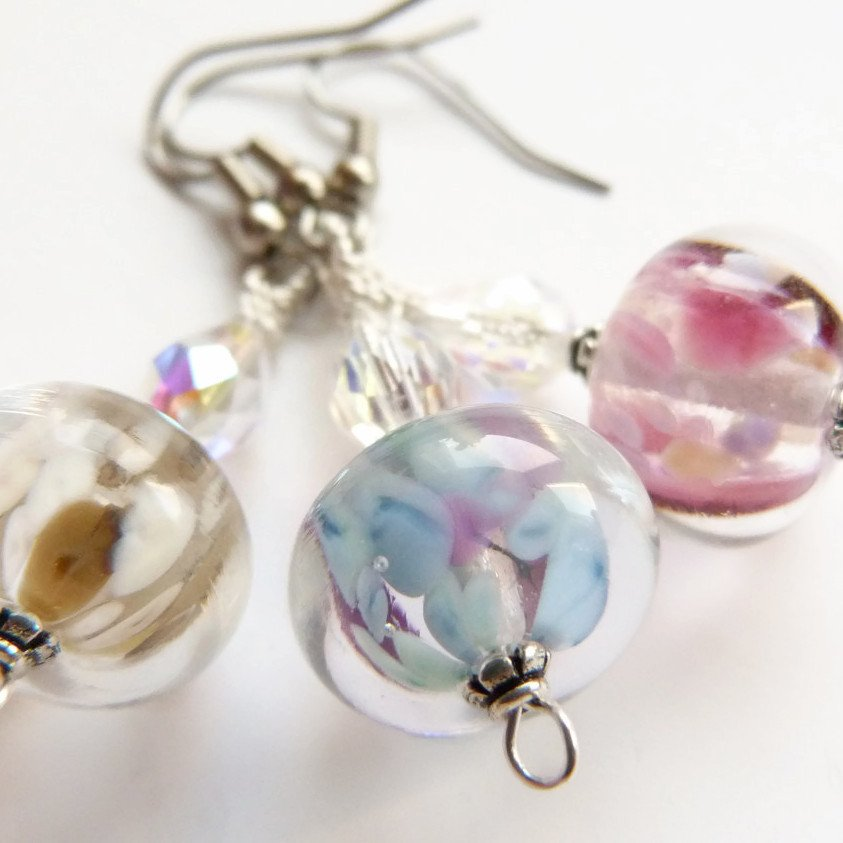 Ethereal Dangle Earrings