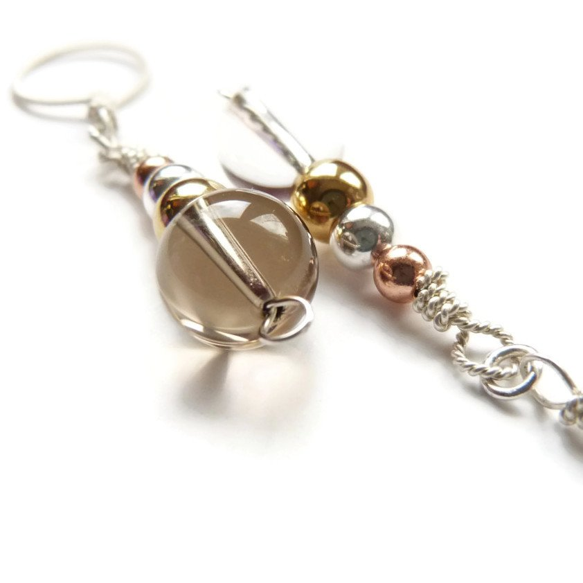 Fortune Teller Knitting Stitch Marker