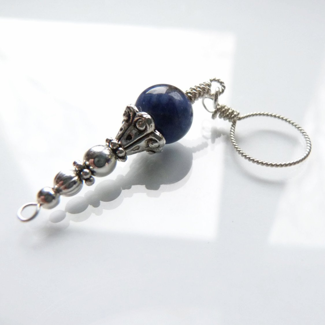 Garden Bath Knitting Stitch Marker